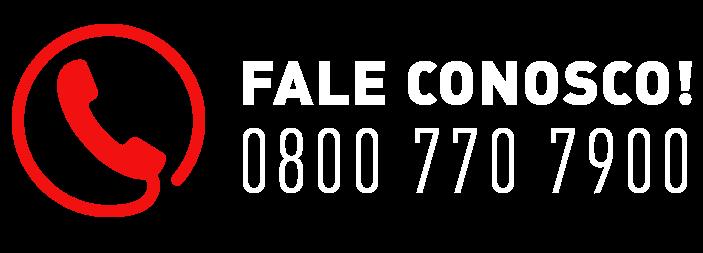 Fale Conosco 0800 7707900